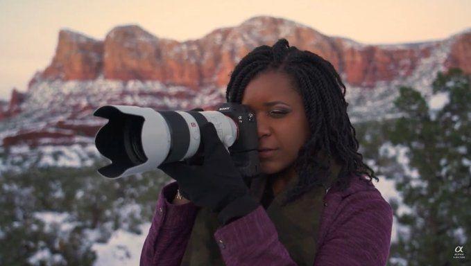 Sony is Calling for Female Photographers: Apply for 'Alpha Female Plus' Grant Program