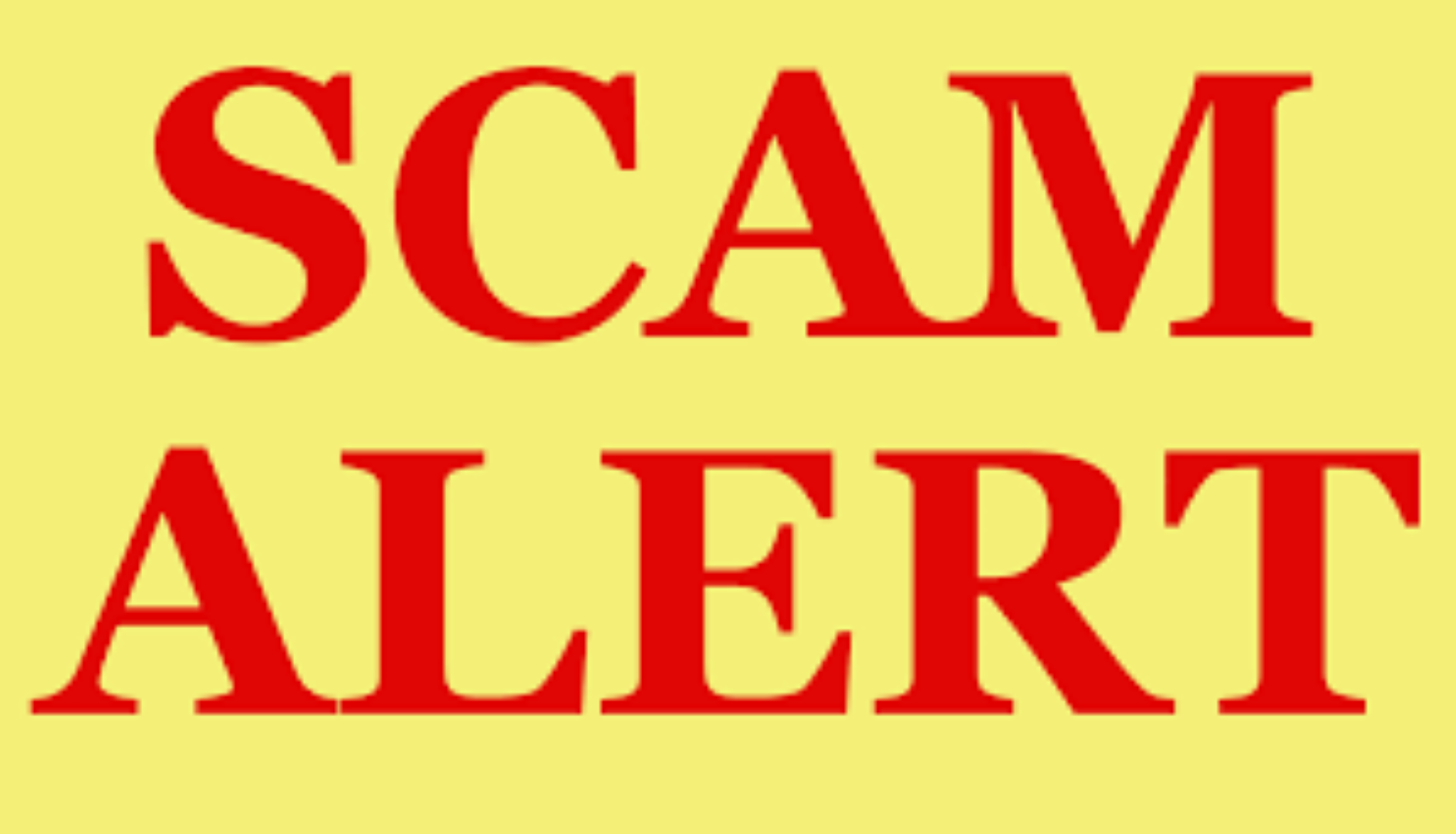 Scam Alert: Youths for Youth Initiative (YFYI)