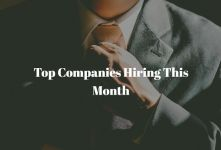 Top Companies Hiring in Kenya November 2019
