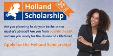 Maastricht University (UM) Holland-High Potential Scholarship Programme 2021/2022