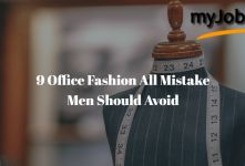 9 Office Fashion Mistakes All Men Should Avoid