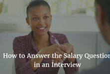 How to Answer the Salary Question in an Interview: Kenyan Perspective banner