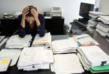 7 sure signs you are being overworked banner