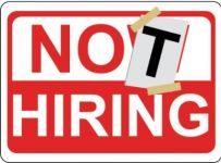 KNBS is Not Hiring
