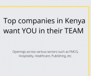 Top Companies Hiring in Kenya May 2020