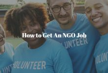 How To Get An NGO Job in Kenya