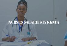 Average Nurses Salaries in Kenya 2019