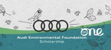 The Audi Environmental Foundation One Young World Scholarship 2020