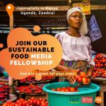 Sustainable Food Stories Fellowship! | Climate Tracker